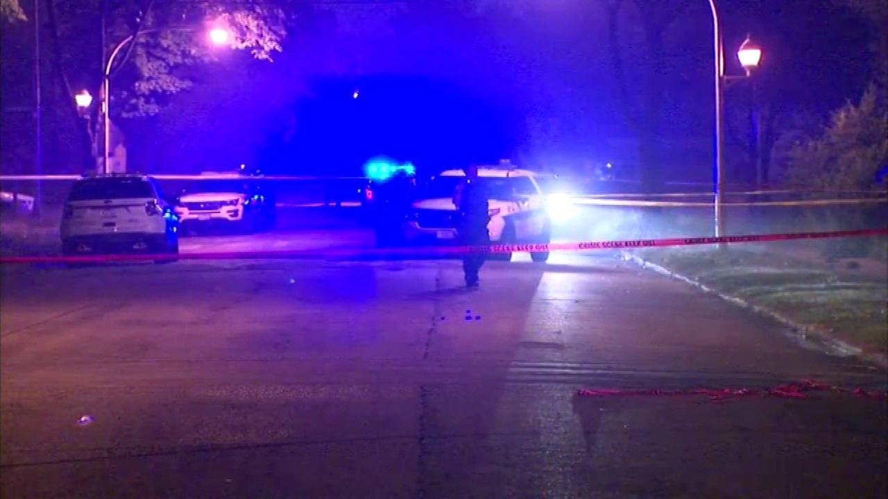 4 wounded, 1 fatally, in separate Fuller Park shootings