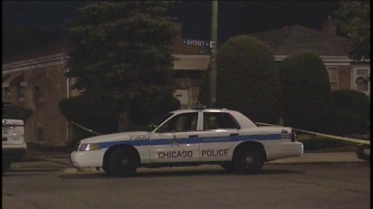 Belmont Central police shooting