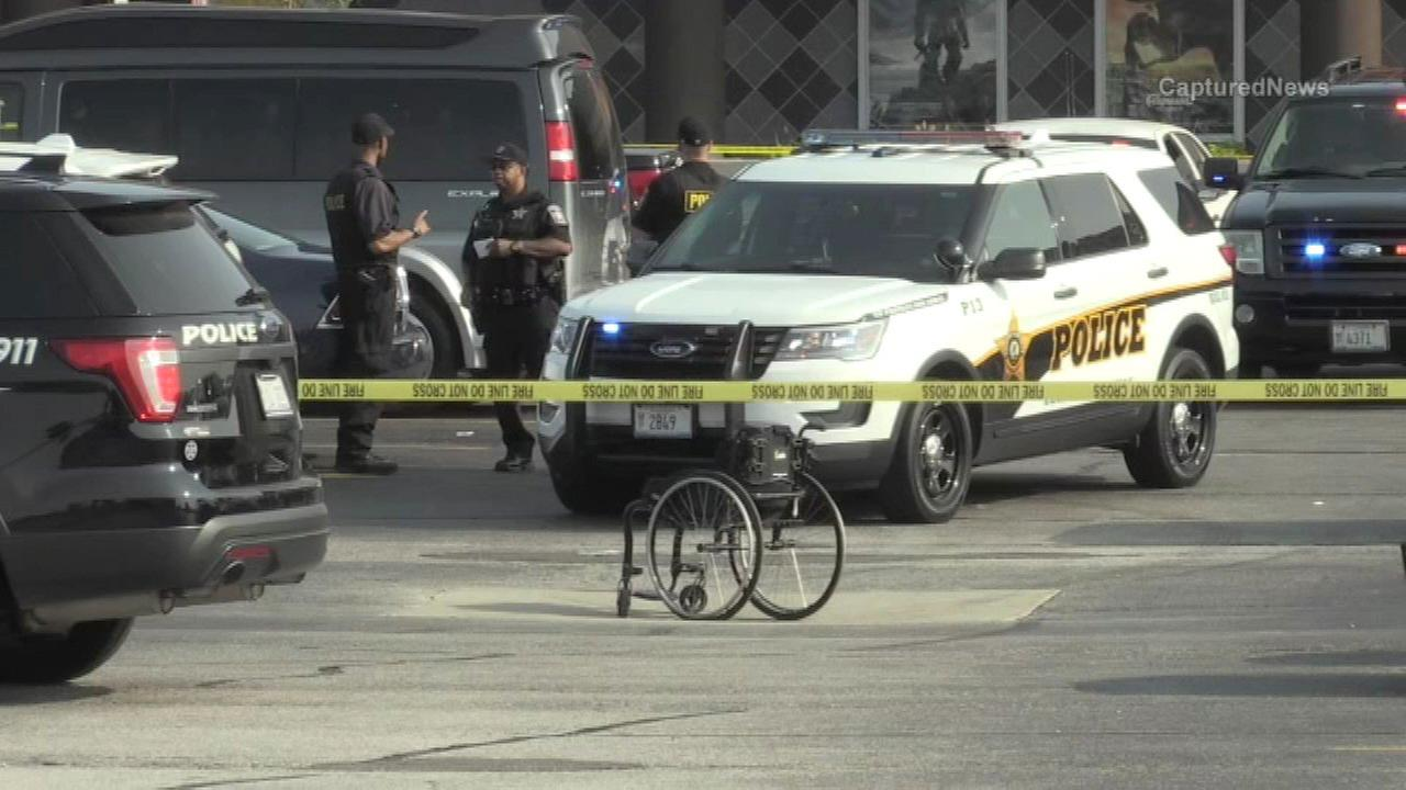 Man in wheelchair fatally shot outside Country Club Hills cinema identified