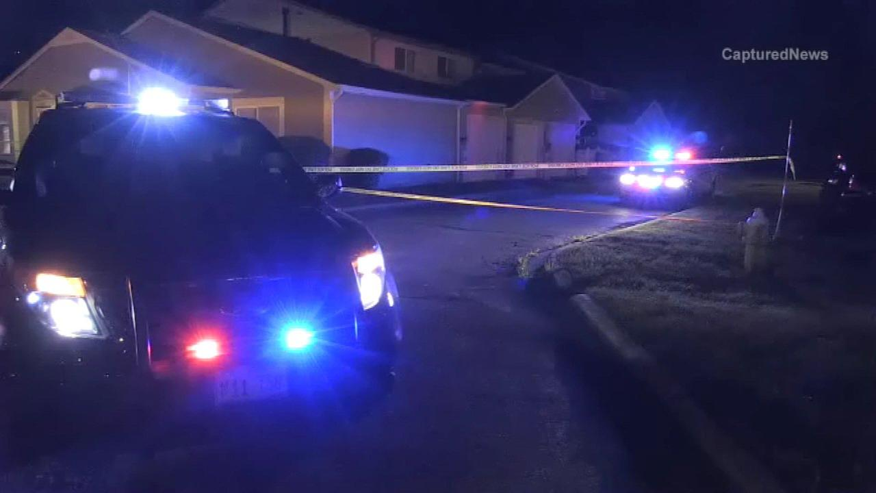 2 shot in Country Club Hills home
