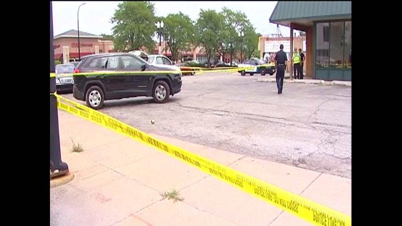 1 stabbed in North Side road rage incident