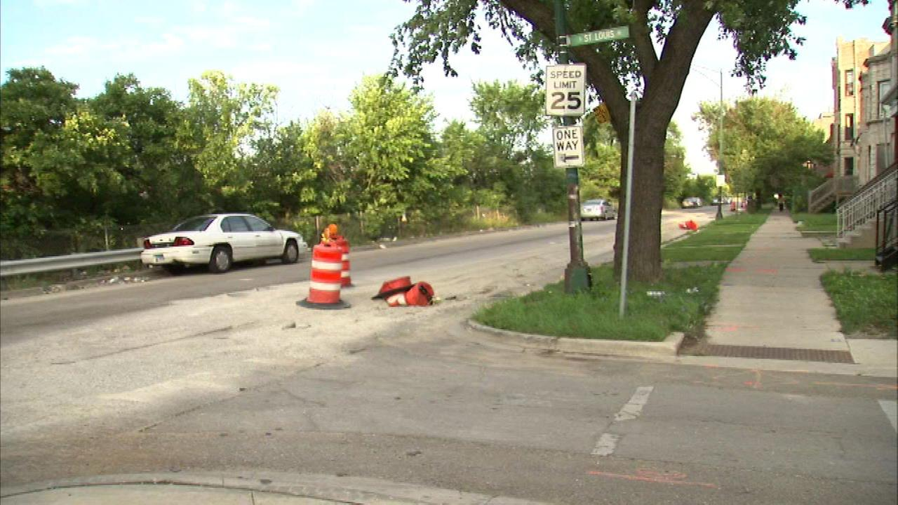 Pedestrian killed in East Garfield Park hit-and-run