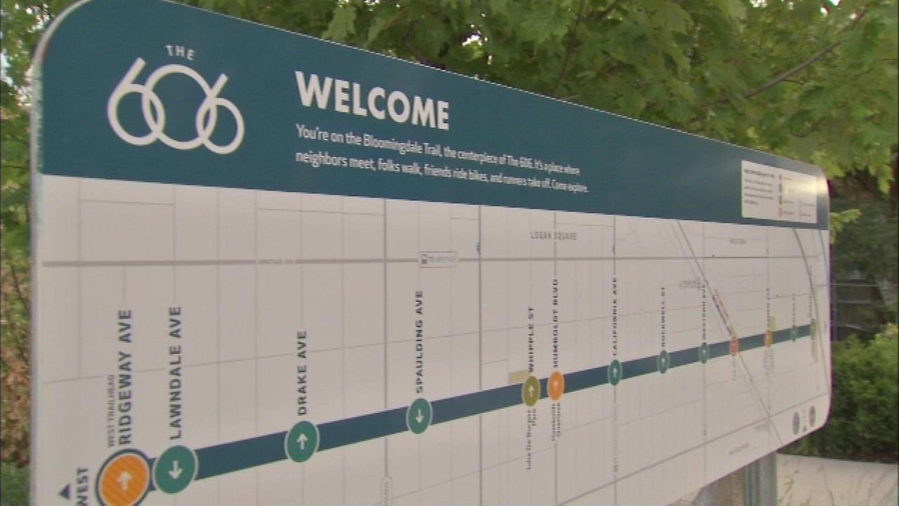 More robberies reported on 606 trail in Bucktown, Wicker Park