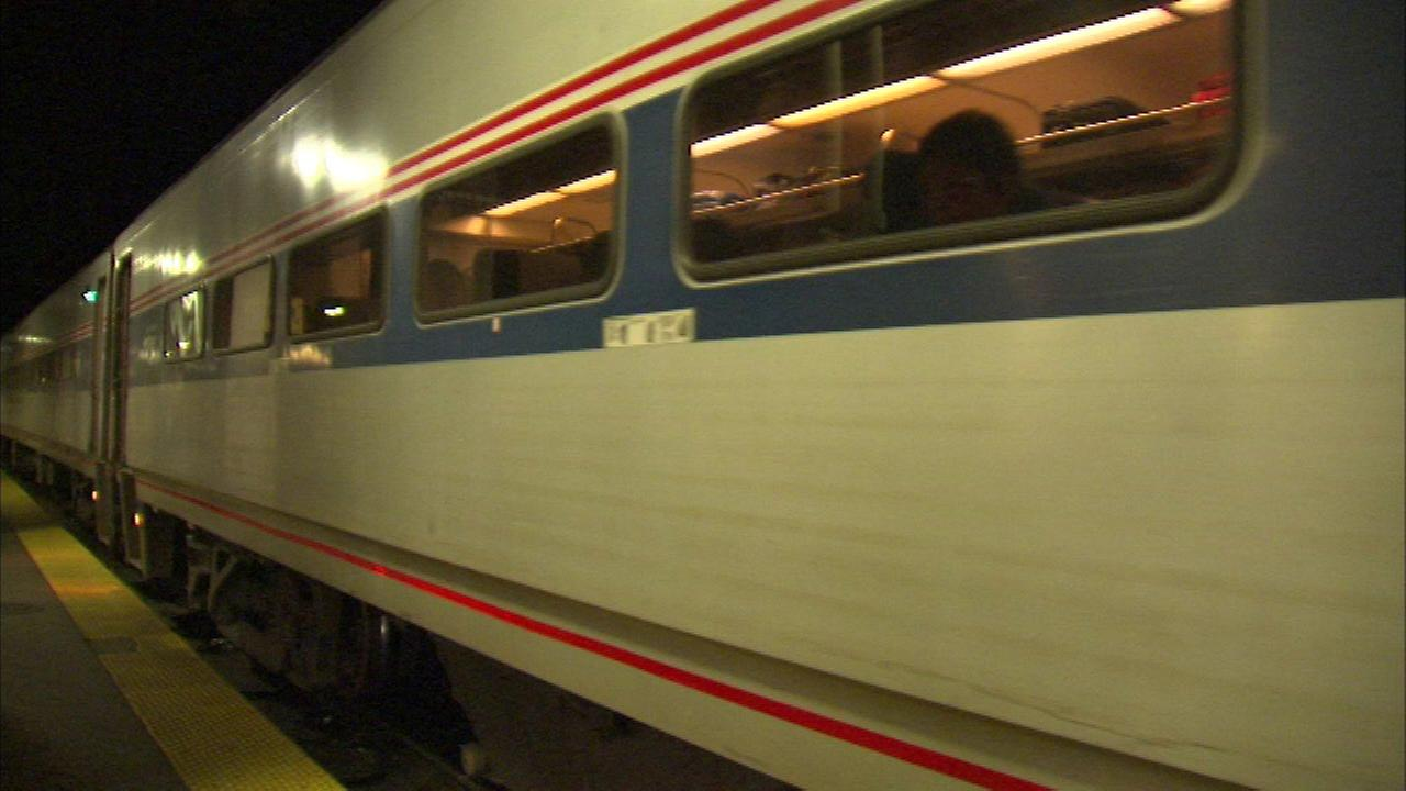 Amtrak solar eclipse train sold out