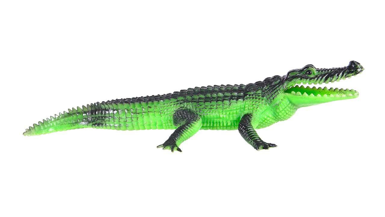 fake alligator