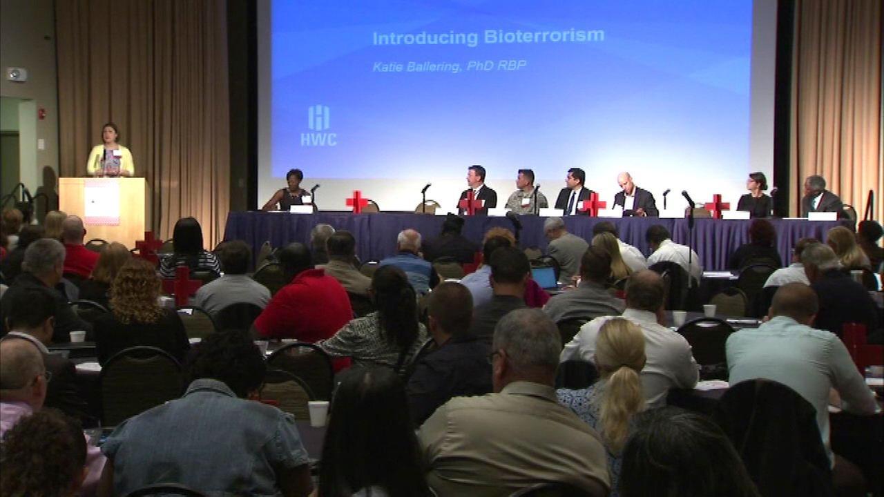 Disaster Preparedness Summit questions Chicago's bioterrorism readiness
