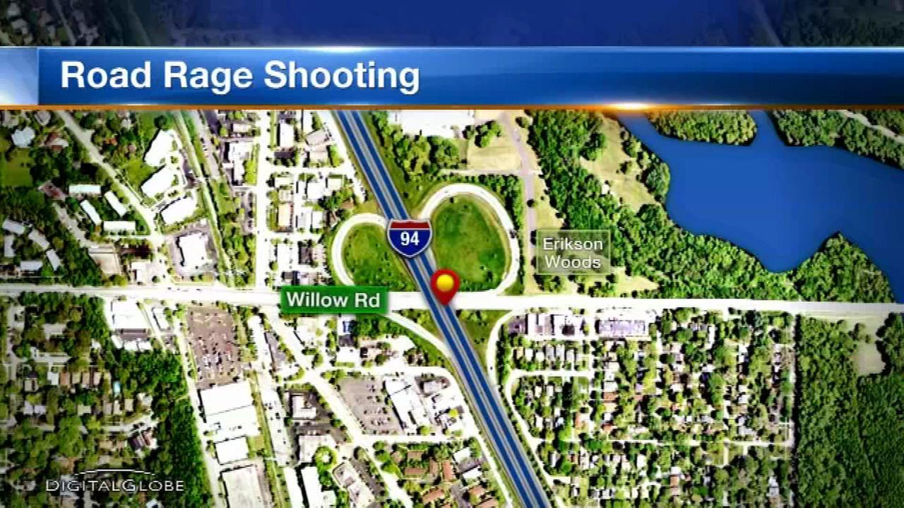 Police: Vehicle shot in road rage incident on Edens Expressway in Northfield