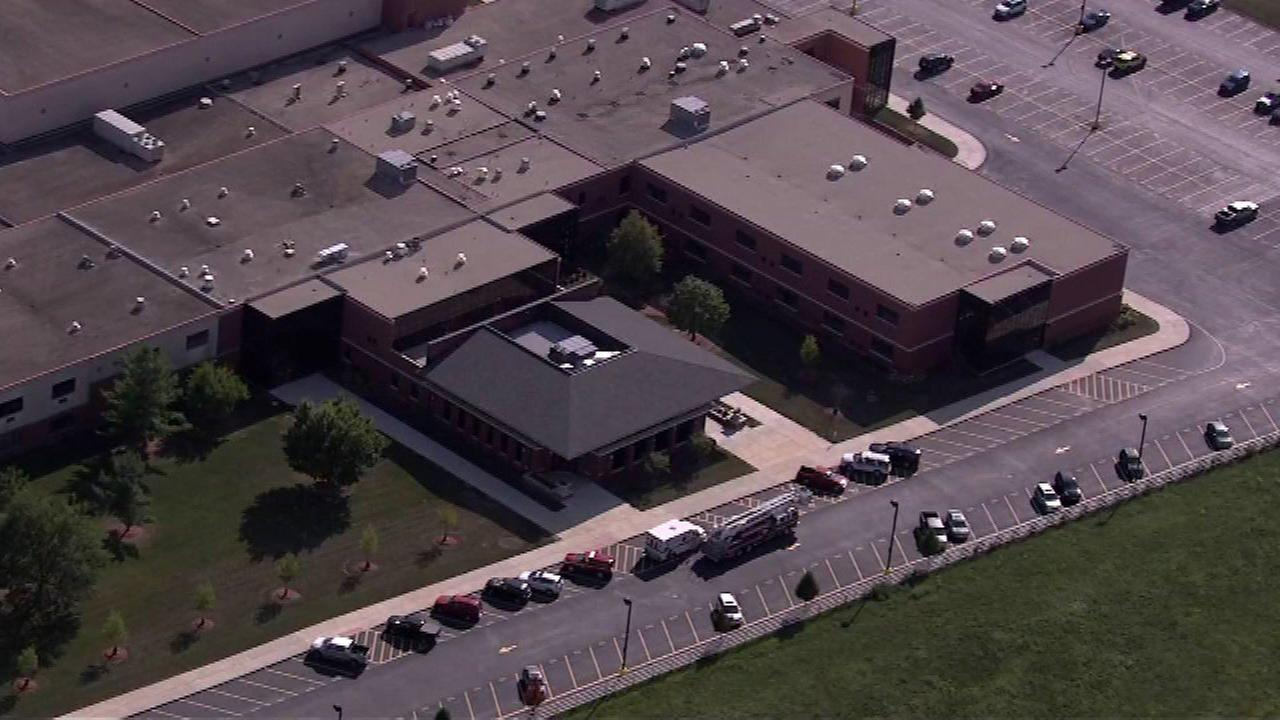Yorkville High School evacuated, 4 students hospitalized after Freon leak