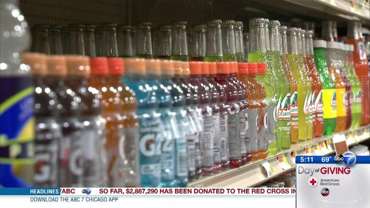 Hazel Crest business owner reports 35 percent drop in sweetened beverage sales over tax