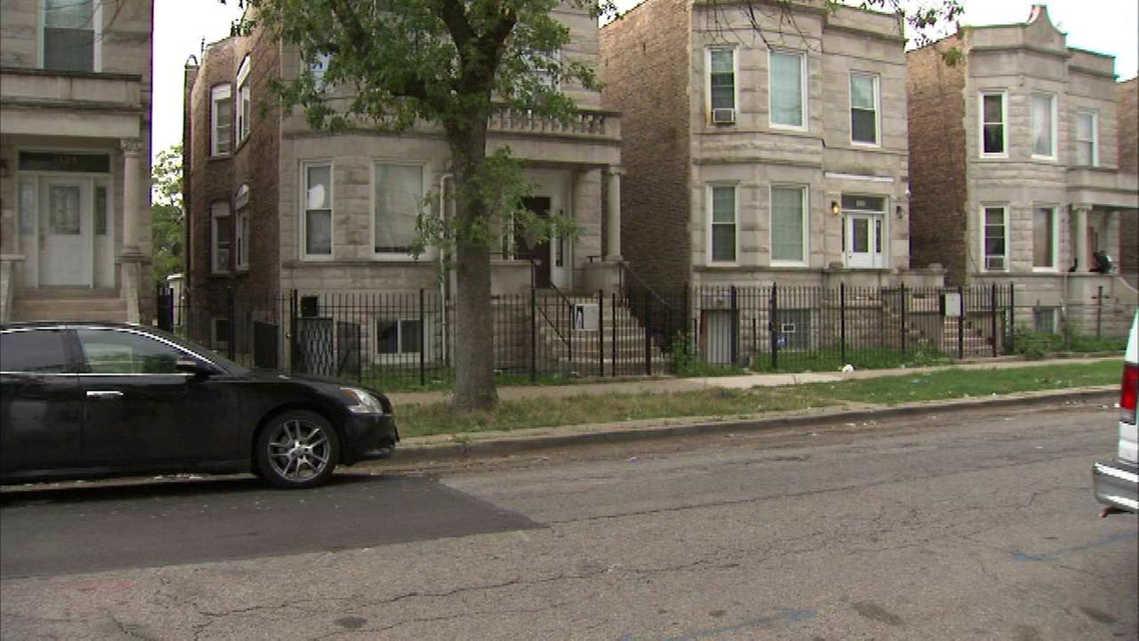 Chicago police said the sexual assault occurred in the 1500-block of South Drake Saturday morning.