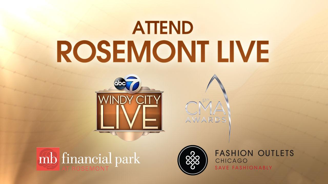 Windy City LIVE - Live at Rosemont's MB Financial Park