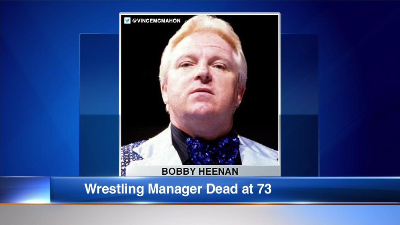 Legendary wrestling manager Bobby 'The Brain' Heenan dies