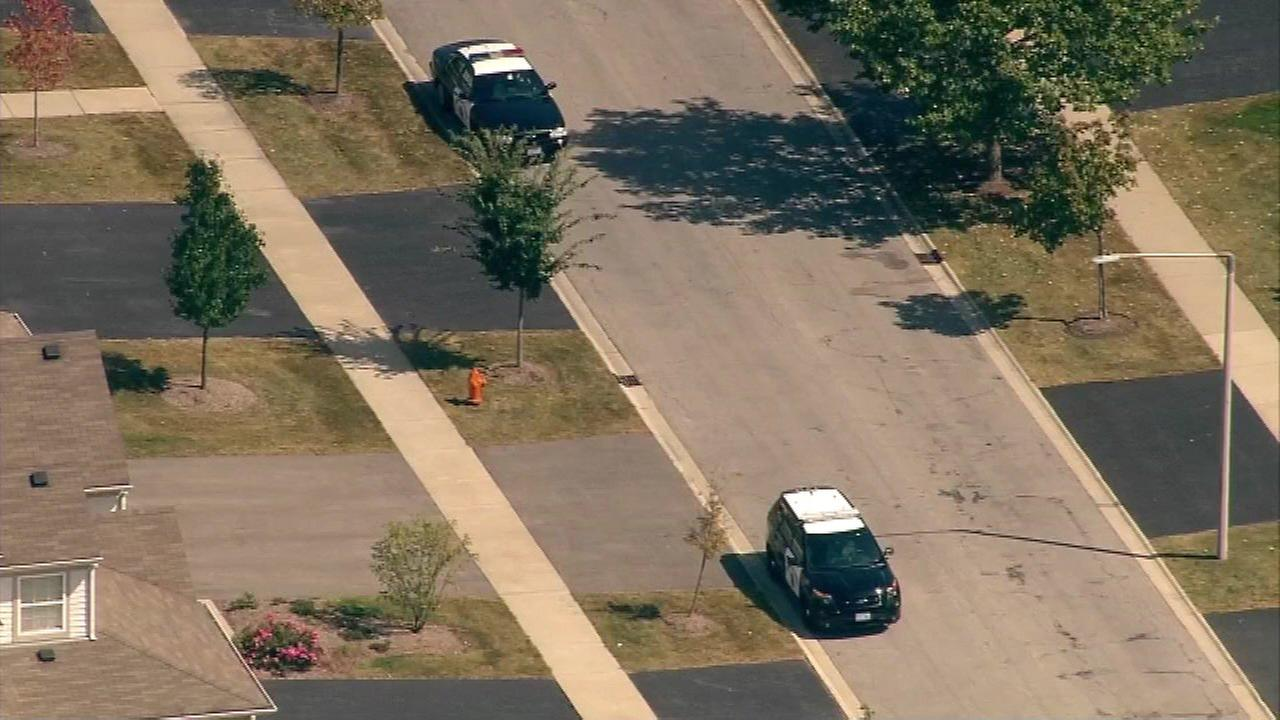 Naperville home invasion suspect in custody; Neuqua Valley HS resumes normal day