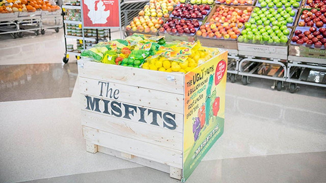 Meijer offers perfectly-imperfect produce at a discount price