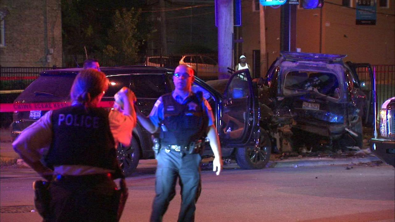 Gold Coast carjacking ends in Near West Side crash; driver arrested