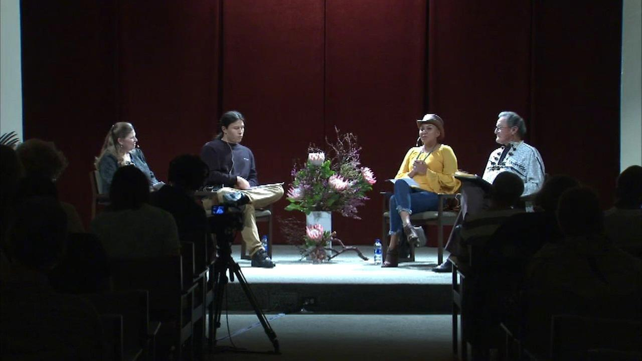 Baha'i temple in Wilmette holds Indigenous Peoples Day panel