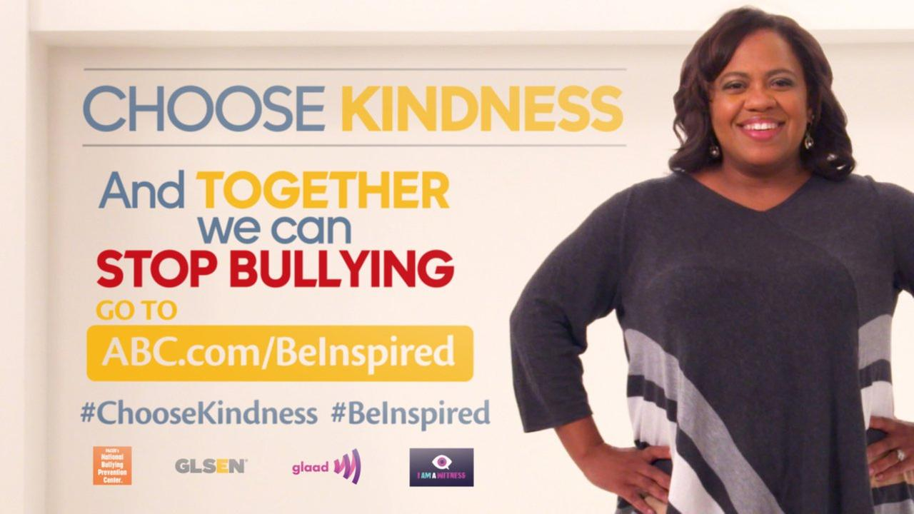 #ChooseKindness: Disney/ABC Television Group recognizes Bullying Prevention Month