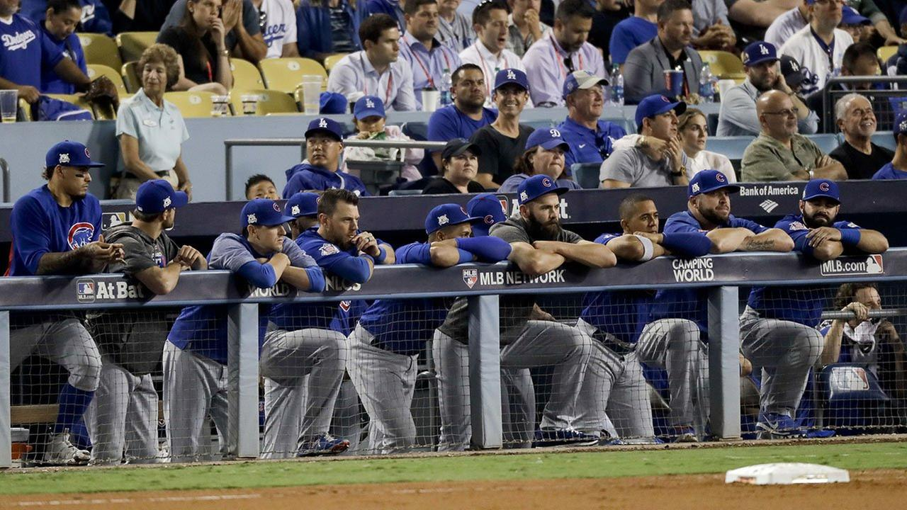 Cubs face LA Dodgers in Game 2 of NLCS