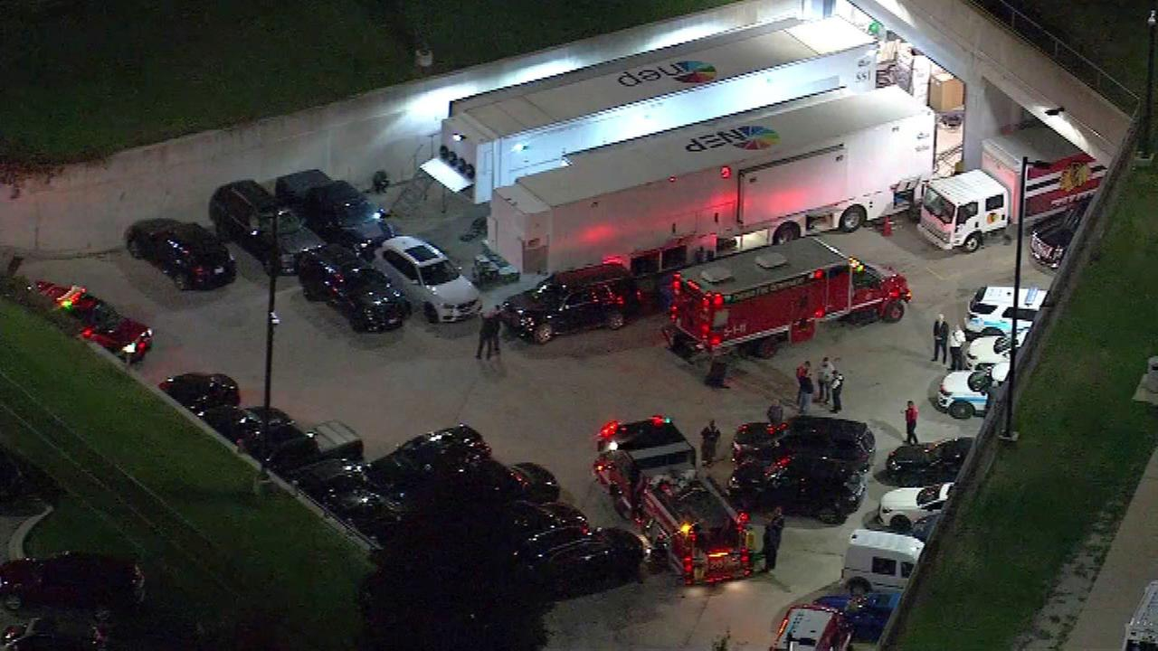 CFD called to United Center for possible hazmat situation