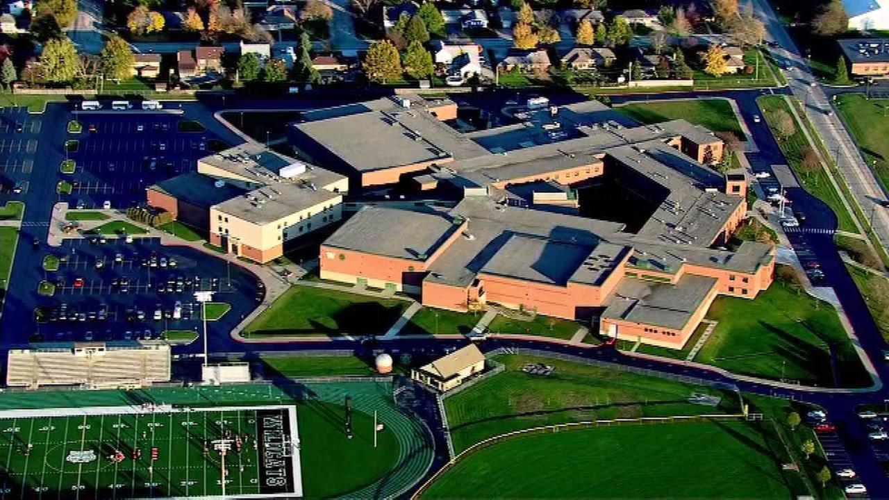 Plainfield Central High School
