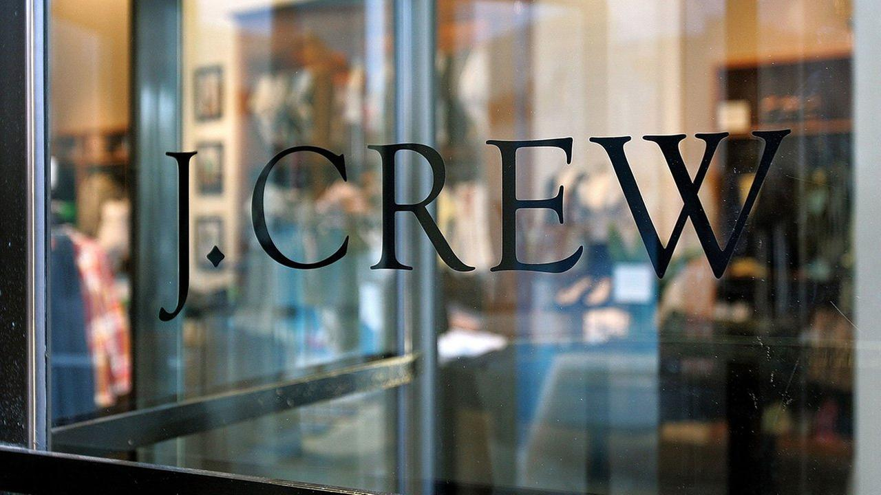 J. Crew will close dozens of stores by the end of January