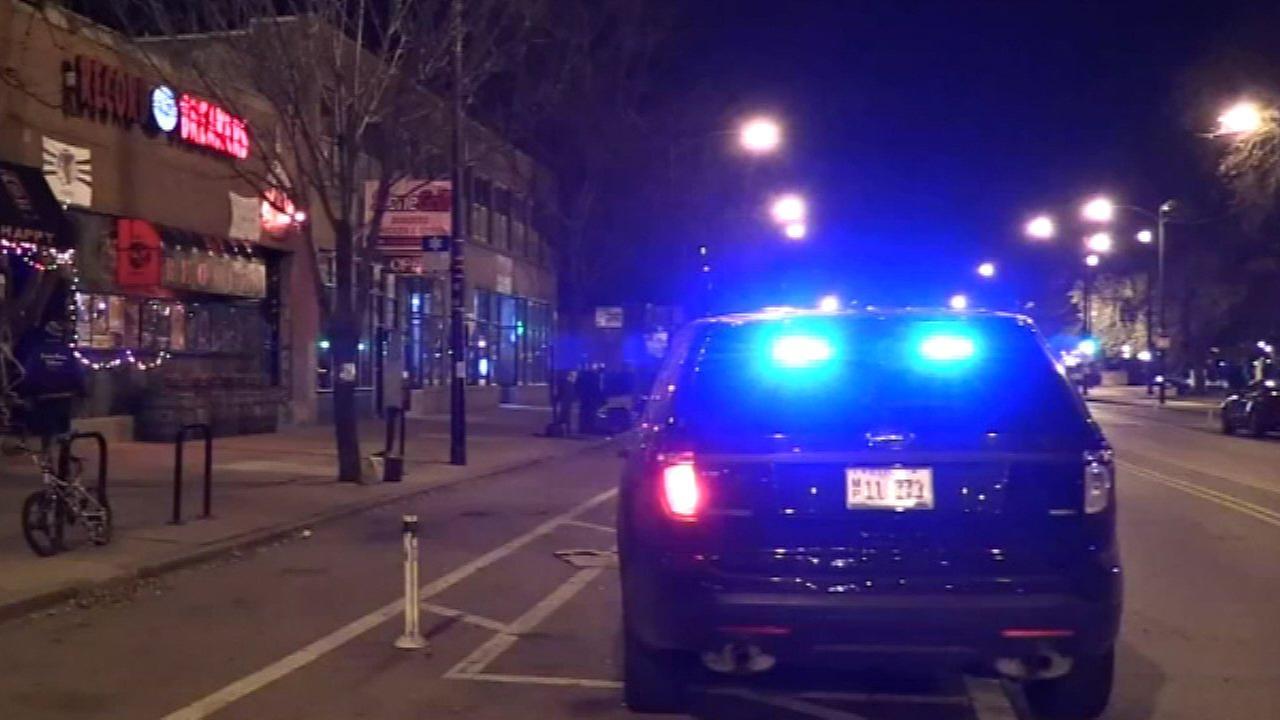 South Loop on alert after 8 armed robberies