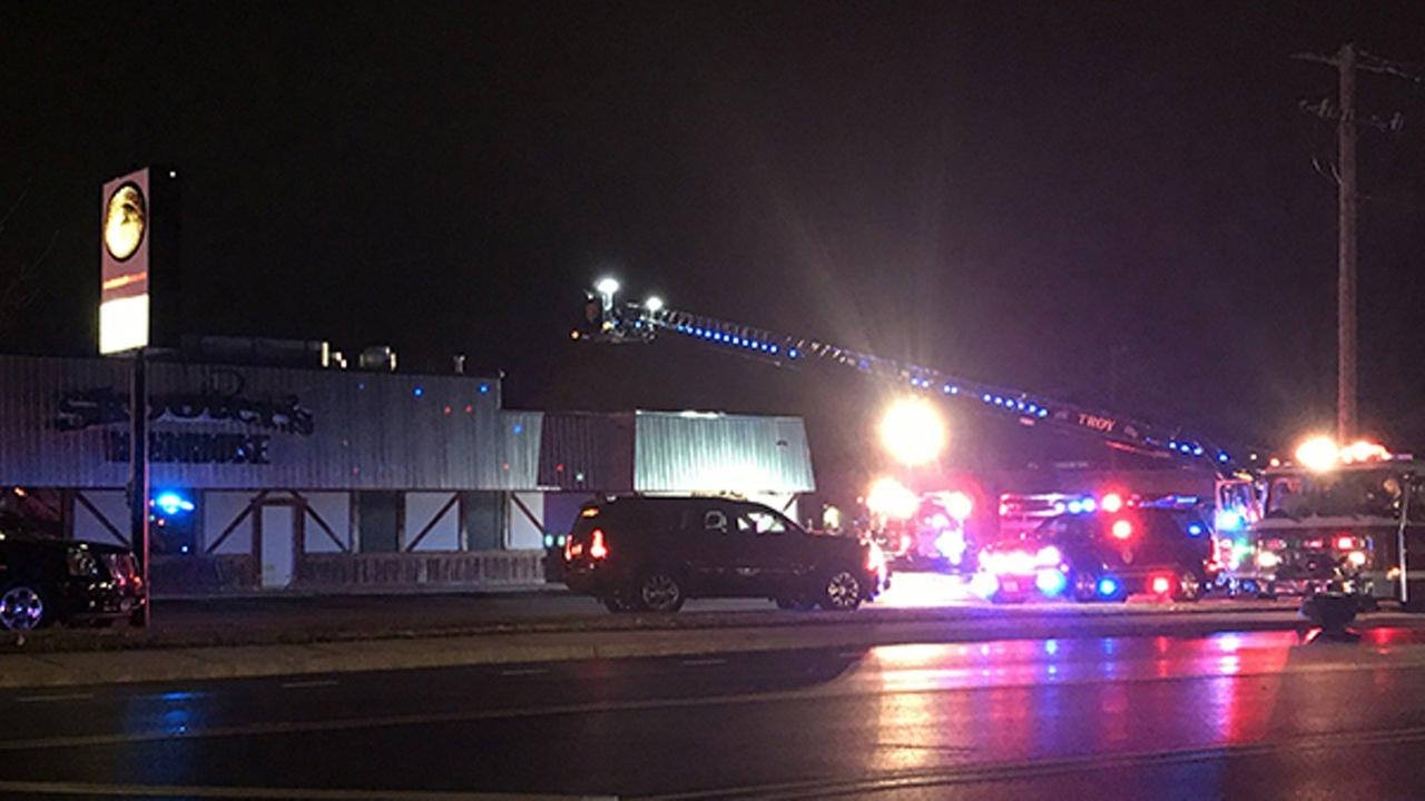 Popular Shorewood restaurant Skooter's Roadhouse catches fire