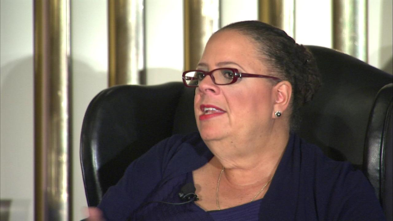 Karen Lewis took the next step toward a possible run for mayor by filing paperwork with the state to form a campaign committee.