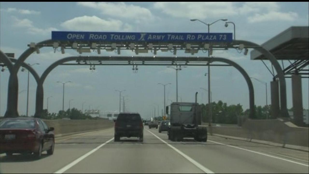 Illinois Tollway (FILE)