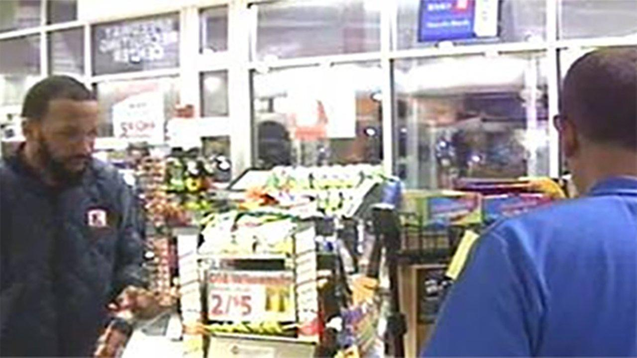 Person wanted for using fake credit card at Naperville gas stations