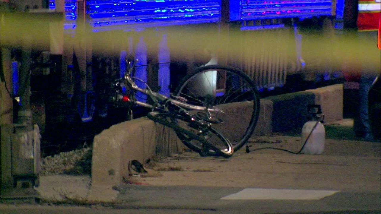 Bicyclist fatally struck by Metra train in South Shore ID'd