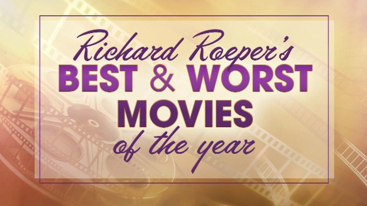 Richard Roeper's best and worst movies of 2017