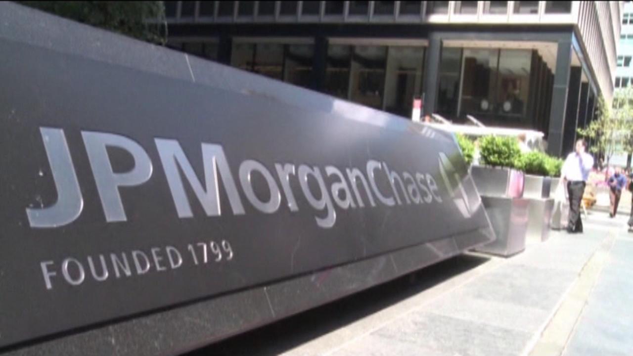 JP Morgan Chase (FILE)