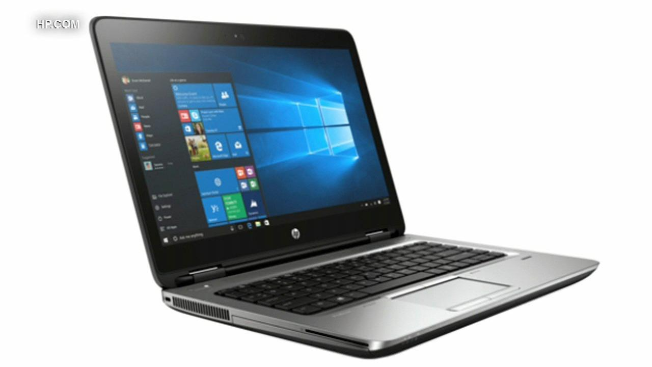 HP recalls certain notebooks, mobile workstations for battery dangers