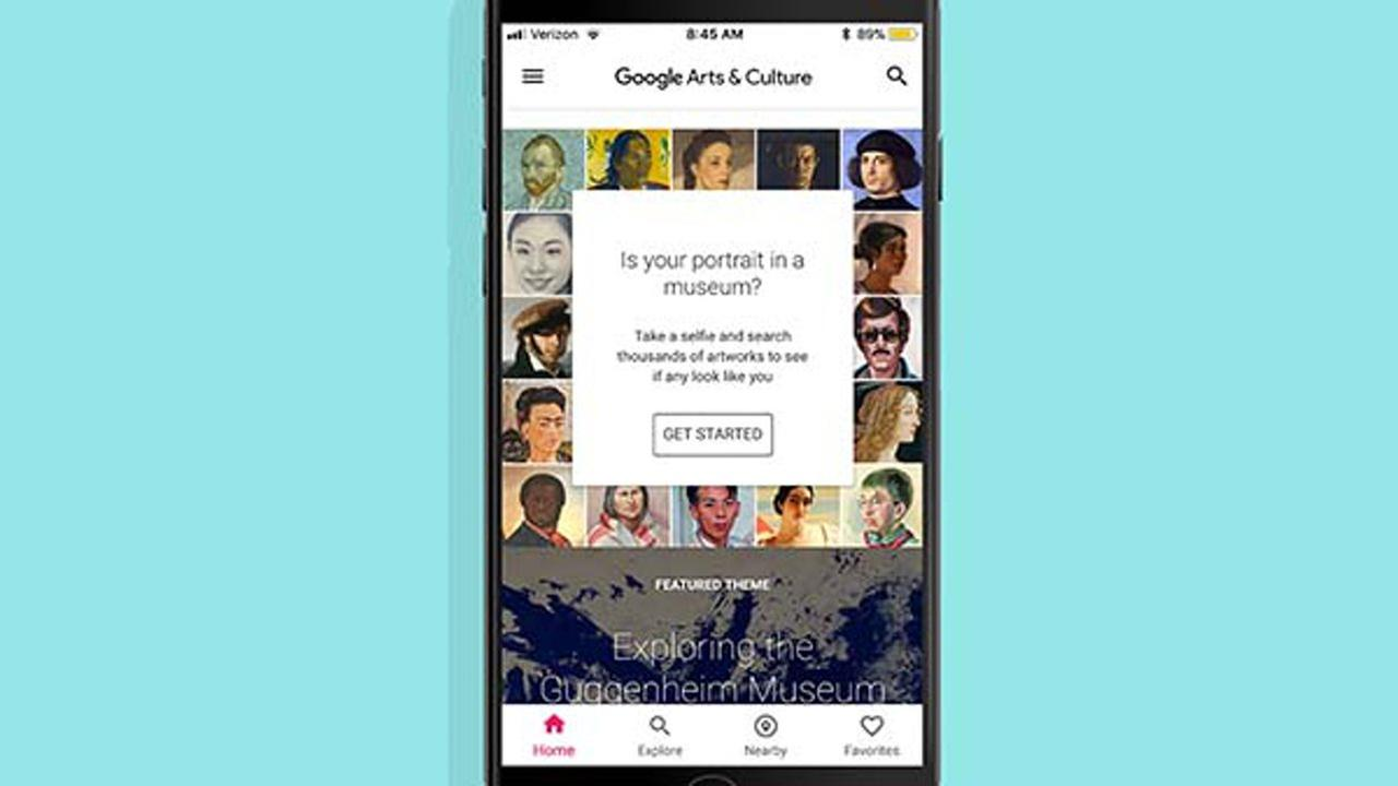 A new feature in the Google Arts and Culture app reveals how your selfie may resemble a historical painting.