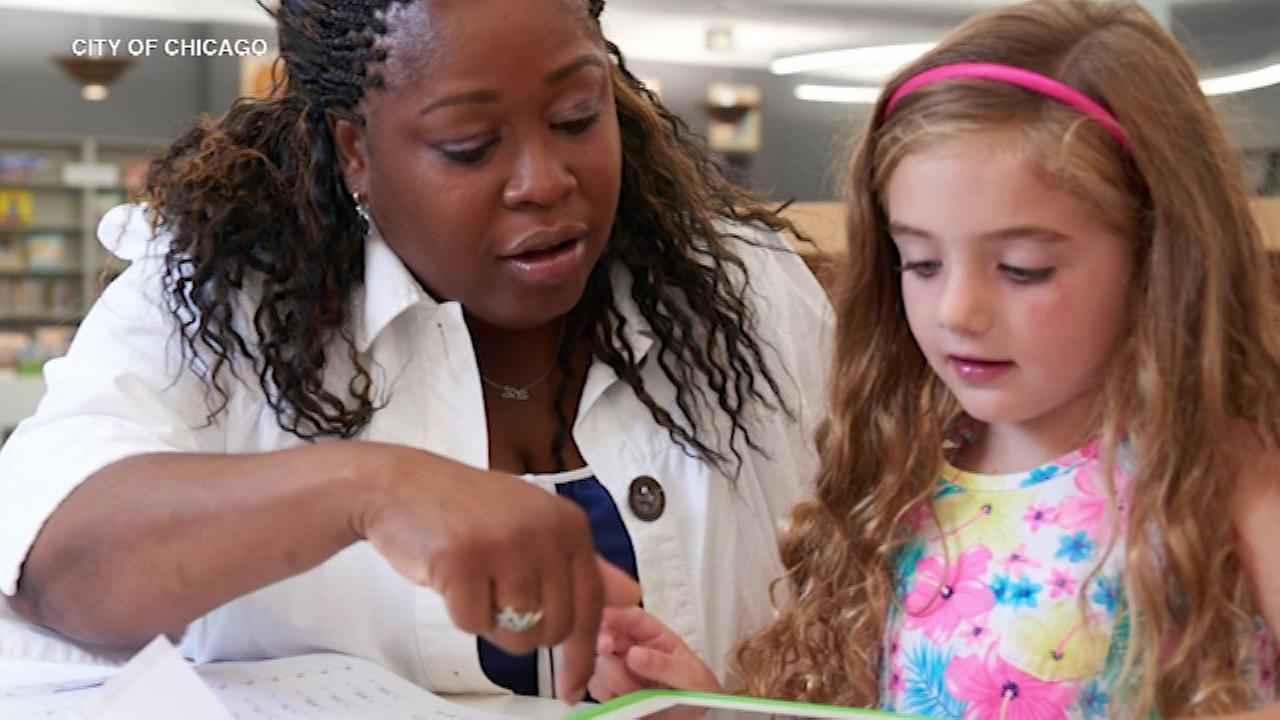 Chicago libraries boast nation's largest homework help program
