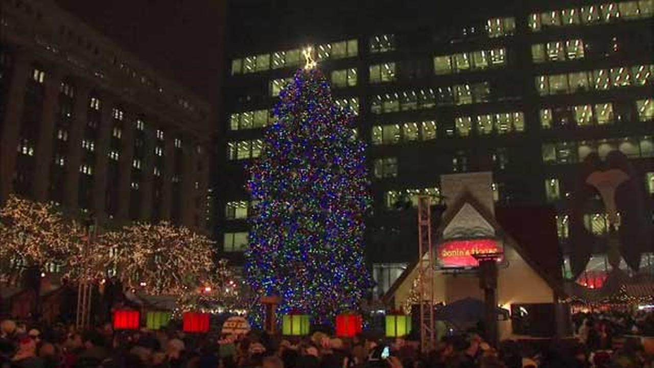City of Chicago accepting official Christmas tree nominations ...