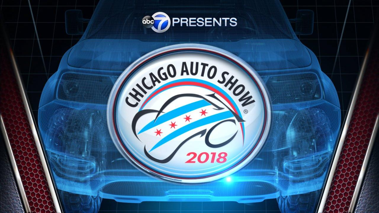 Chicago Auto Show 2018 at McCormick Place, Feb. 10-19