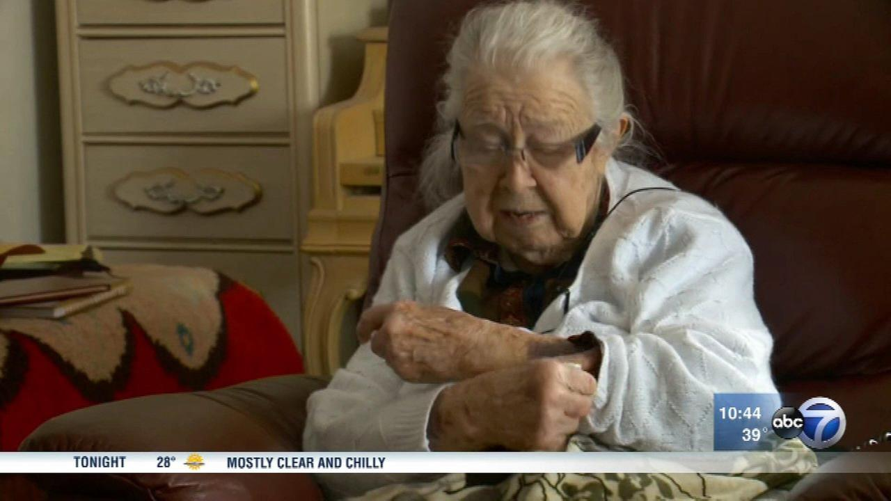 99-year-old Doris Rucker Wasden was held hostage in her home by Freddy Alexander Velasquez.