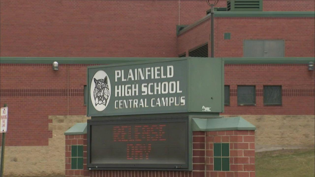 Plainfield School District 202 students have been threatened with detention if they participate in a pro-gun control walkout next week.