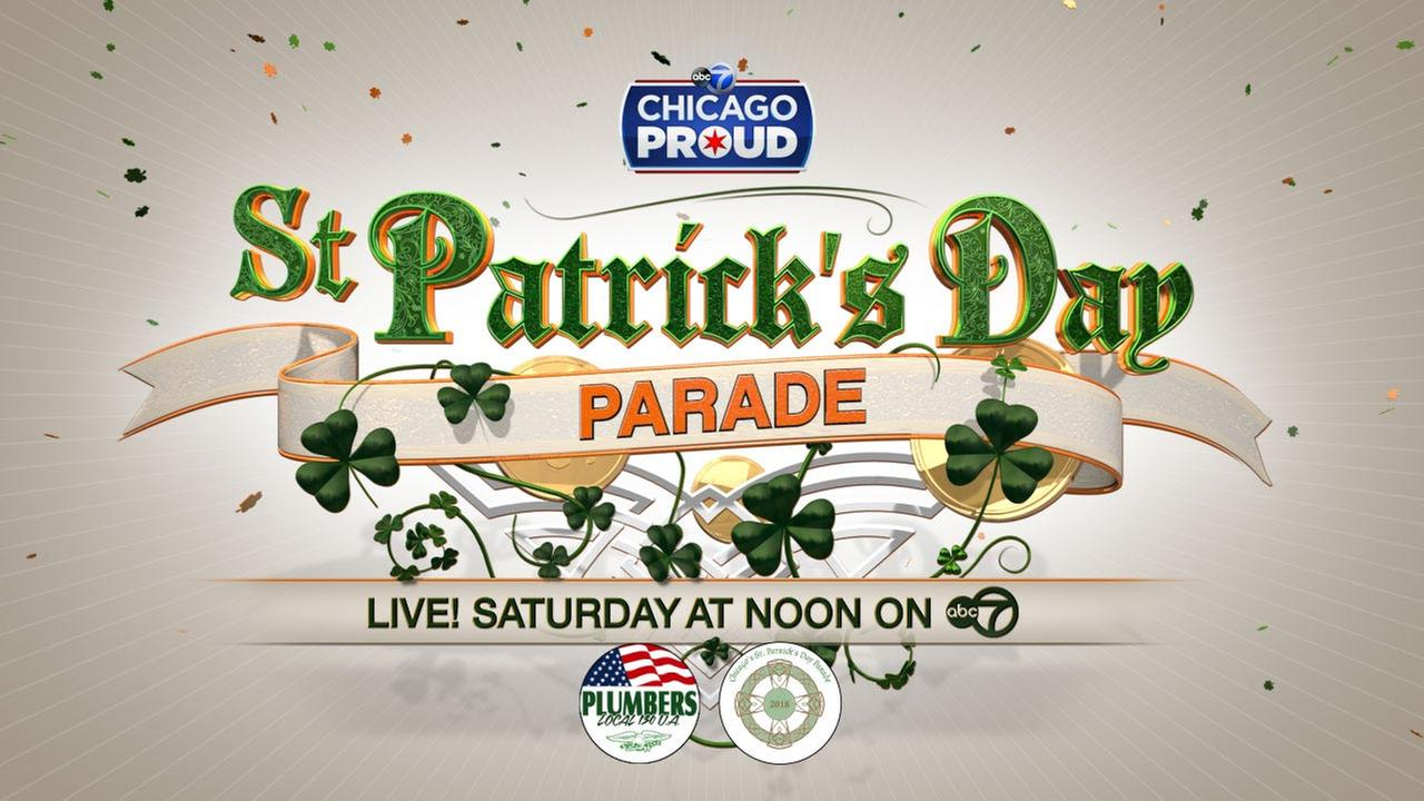 2018 Chicago St. Patrick's Day Parade