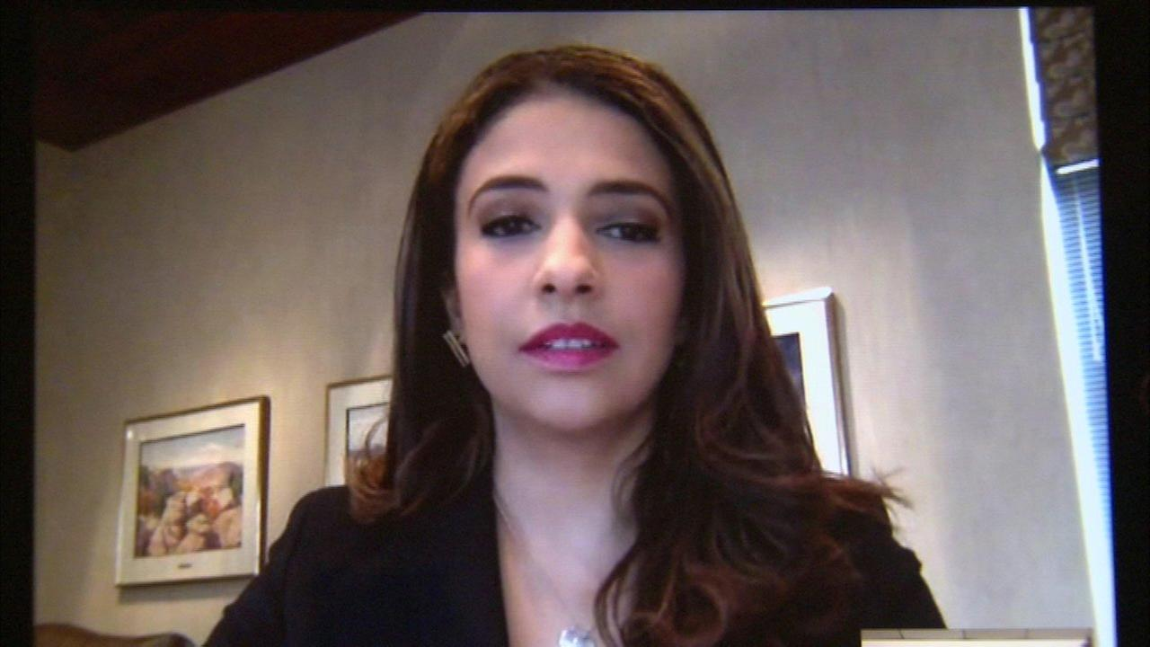 Erika Harold speaks out about controversial gay foster parenting comment