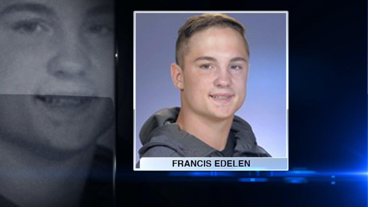 Francis Edelen, 21, of Oak Forest.