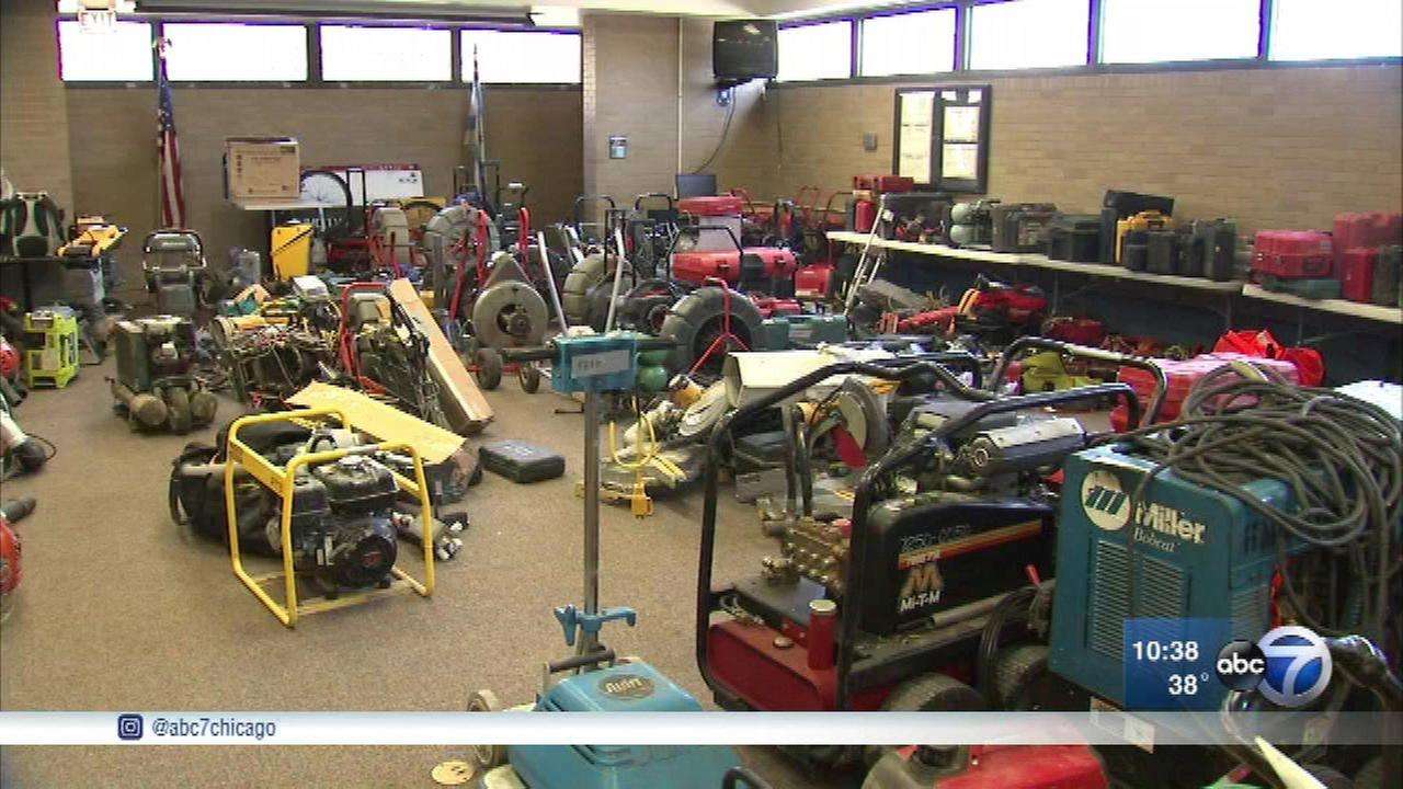 Chicago Police are holding walkthroughs of stolen property in an attempt to return it to owners.