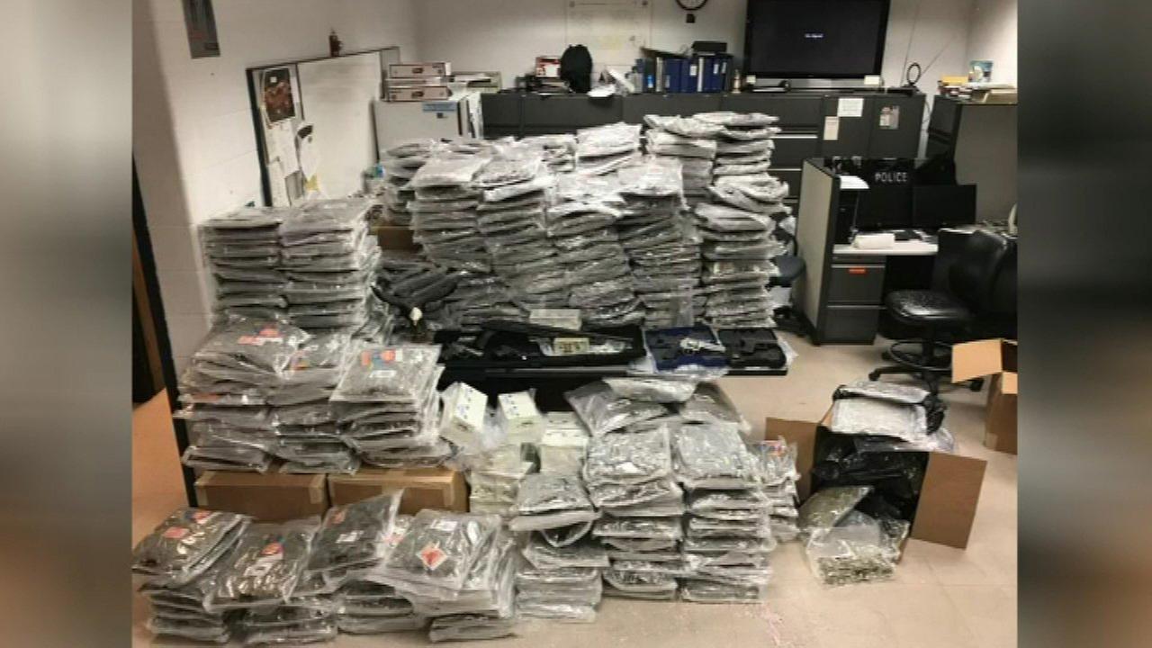 $3 million worth of marijuana found inside Skokie home