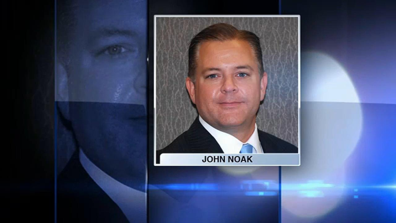 Romeoville mayor John Noak was arrested for an alleged DUI Thursday.