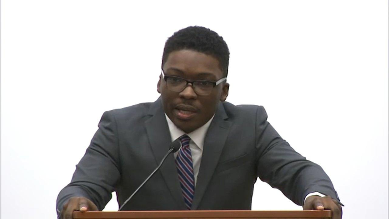 Community activist Ja'mal Green announces run for mayor