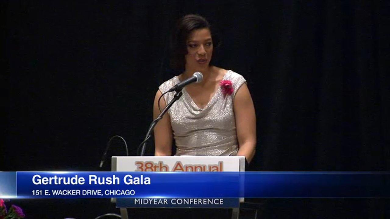 The National Bar Association held its Gertrude Rush Gala Saturday.
