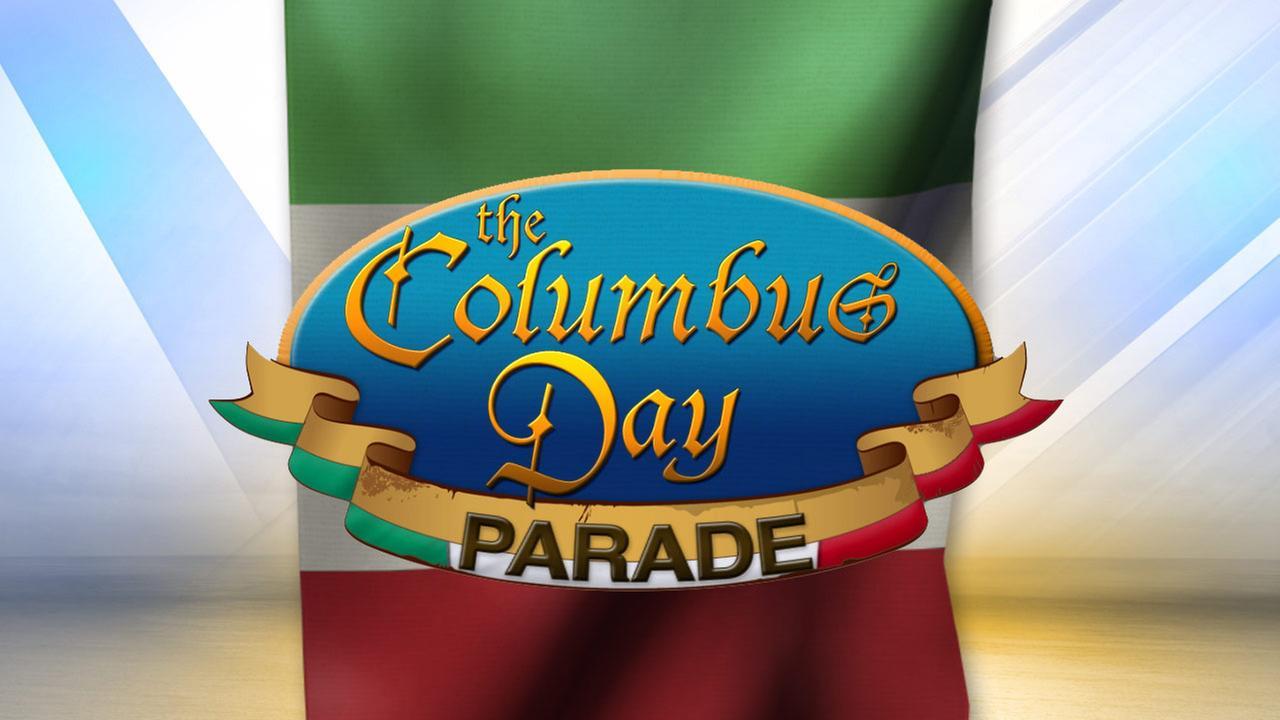 Chicago's 2014 Columbus Day Parade