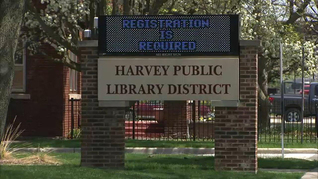 Harvey library board cuts hours, salaries to keep library open